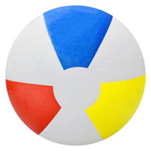5'' Inflatable Beach Balls (250 pcs)