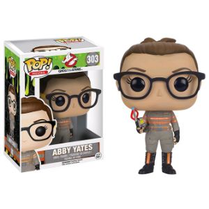 Pop Vinyl Ghostbusters Figure Abby Yates