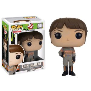 Pop Vinyl Ghostbusters Figure Erin Gilbert
