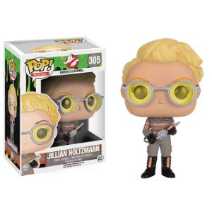 Pop Vinyl Ghostbusters Figure Jillian Holtzmann