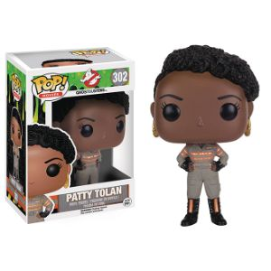Pop Vinyl Ghostbusters Figure Patty Tolan