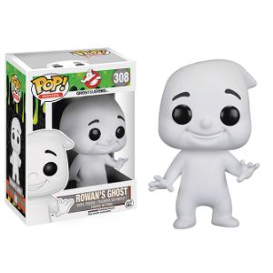 Pop Vinyl Ghostbusters Figure Rowans Ghost
