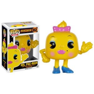 Pop Vinyl Figure Ms. Pac-Man