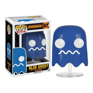 Pop Vinyl Figure Pac-Man Blue Ghost