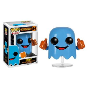 Pop Vinyl Figure Pac-Man Inky