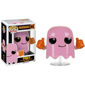 Pop Vinyl Figure Pac-Man Pinky