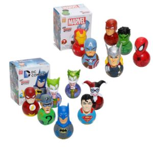 Hanging Superhero Rockerz 12pcs Kit