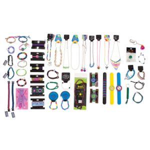 Trendy Jewelry Kit $2.00avg (100 pcs)