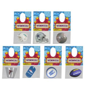 Hanging NFL Kit $0.45avg (120 pcs)