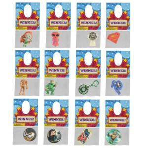 Hanging Superhero Kit $0.29avg (288 pcs)