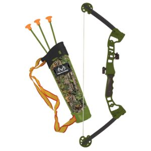 RealTree Jr. Compound Bow Set