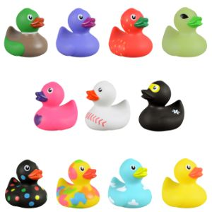 "2"" Rubber Ducks - Series 1 (50 pcs)"