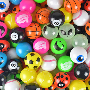 49mm Self Vending Ball Collection in Bulk Bag (100 pcs)