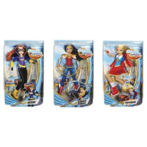 Super Hero Girl Action Doll