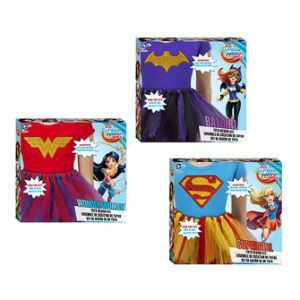DC Super Hero Girls Tutu Kit