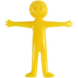 Smiley Face Stretchy Man 2.25'' (12 pcs)