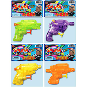 Splash Cyber Water Squirter