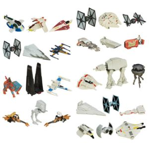 Star Wars E7 Micro Machines