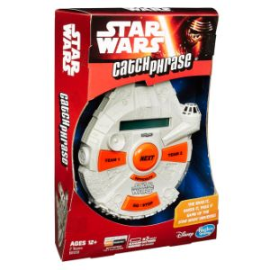 Star Wars Episode 7 Catchphrase Game