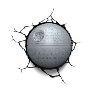 Death Star 3D Light