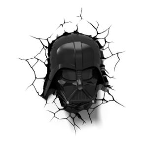 Star Wars Darth Vader Helmet 3D Light