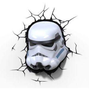 Storm Trooper 3D Light