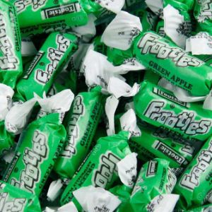 Tootsie Frooties Green Apple Bag (360 pcs)