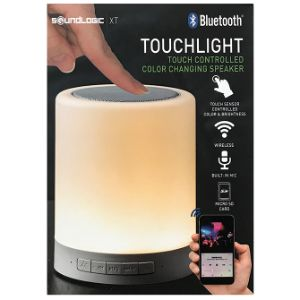 Touch Light Bluetooth Color Changing Speaker