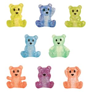 Twinkle Tops / Starlight Bears in 2'' Capsules (250 pcs)