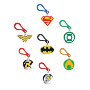 DC Comics Backpack Clips in Bulk Bag (100 pcs)