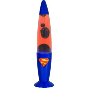 Superman Motion Lamp 13in