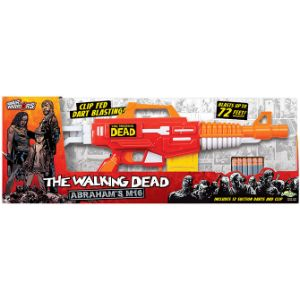 The Walking Dead Abrahams M16