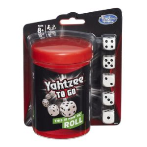 Yahztzee To Go Game