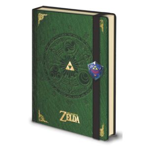 The Legend of Zelda Notebook